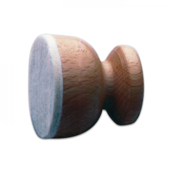 Handreiber Holz/Filz Ø 55mm