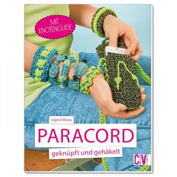 Buch - Paracord geknüpft und gehäkelt 48 Seiten, 16x22cm, Softcover
