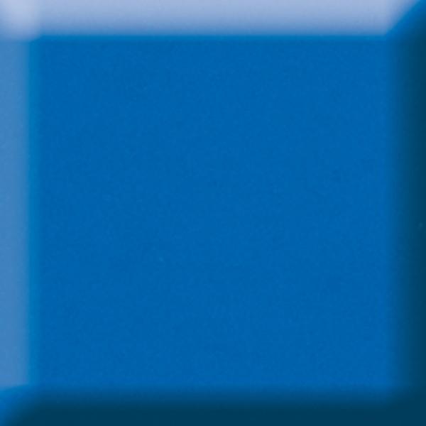 Wachsplatten 0,5mm 20x10cm 2 St. mittelblau