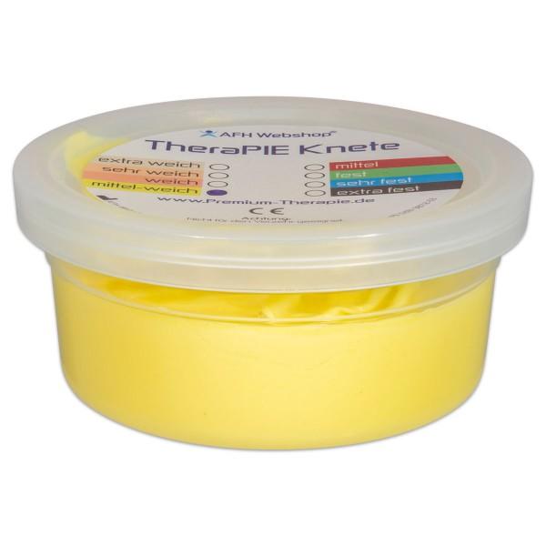 TheraPIE-Knete 85g Dose gelb=mittel-weich