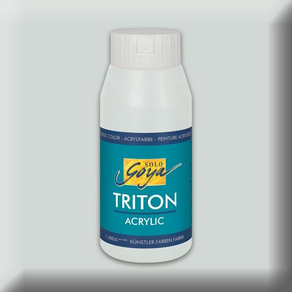 SOLO GOYA Triton Acrylic 750ml silber