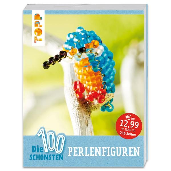 Buch - Die 100 schönsten Perlenfiguren 216 Seiten, 16x21cm, Softcover