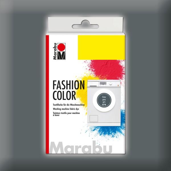 Marabu Fashion Color 30g grau kochechte Textilfarbe