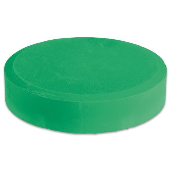 Farbtablette Ø 55mm grasgrün Wasserfarbe