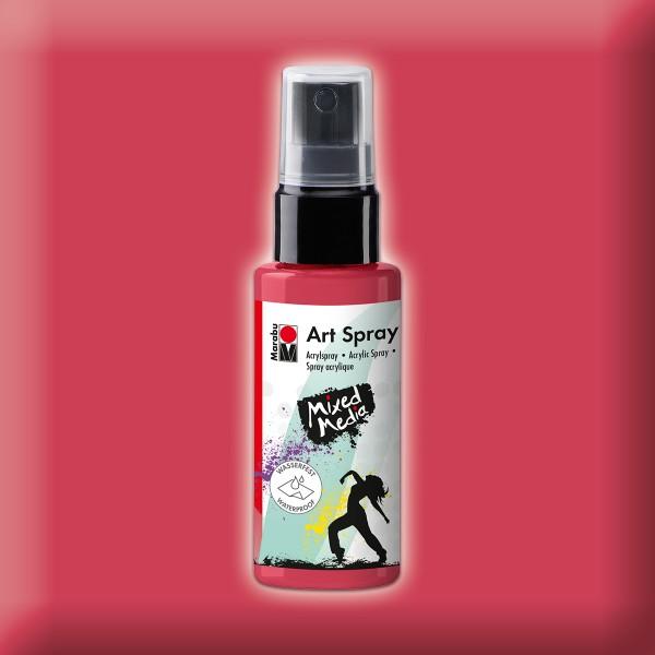 Art Spray Acrylspray 50ml kirschrot
