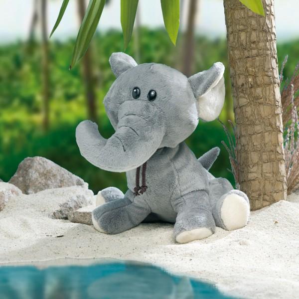 Creativ-Set Elefant Dennis ca. 22cm Plüschtier zum selber Stopfen