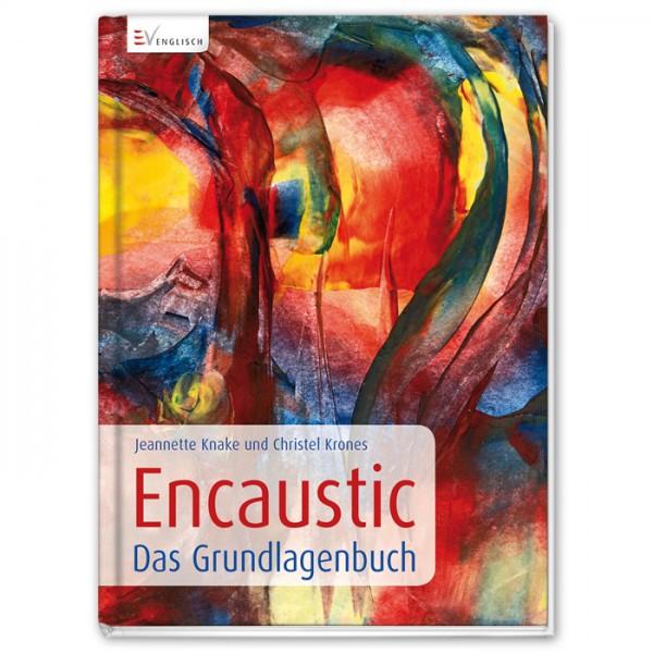 Buch - Encaustic das Grundlagenbuch 64 Seiten, 20x27cm, Hardcover