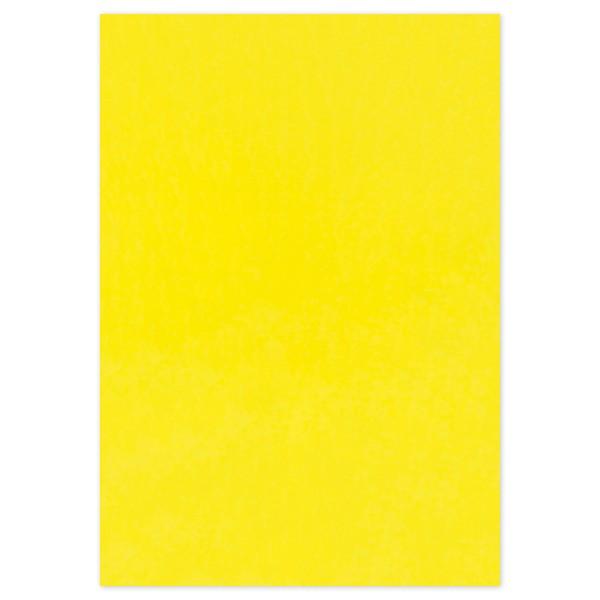 Transparentpapier 70x100cm 25 Bl. zitron Drachenpapier, 42g/m²