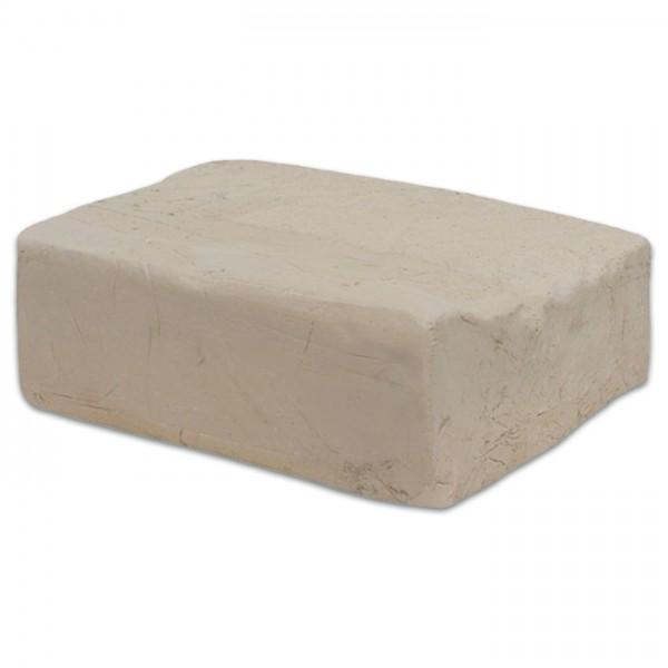 Ton-Übergangsmasse 10kg weiß Brennbereich 1000-1180°C