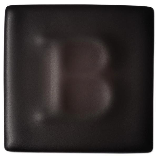 BOTZ Flüssigglasur bleifrei 200ml schwarz matt