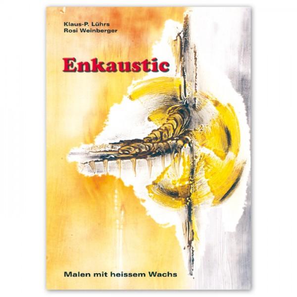 Buch - Enkaustic: Malen mit heißem Wachs 120 Seiten, 17x23,5cm, Softcover