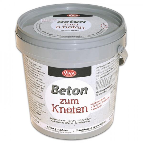 Beton zum Kneten lufttrocknend 5kg
