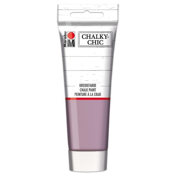 Chalky Chic Kreidefarbe 100ml antikviolett