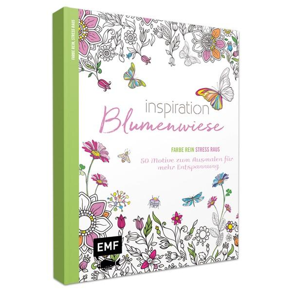 Buch - Inspiration Blumenwiese 64 Seiten, 21,9x16,7cm, Softcover