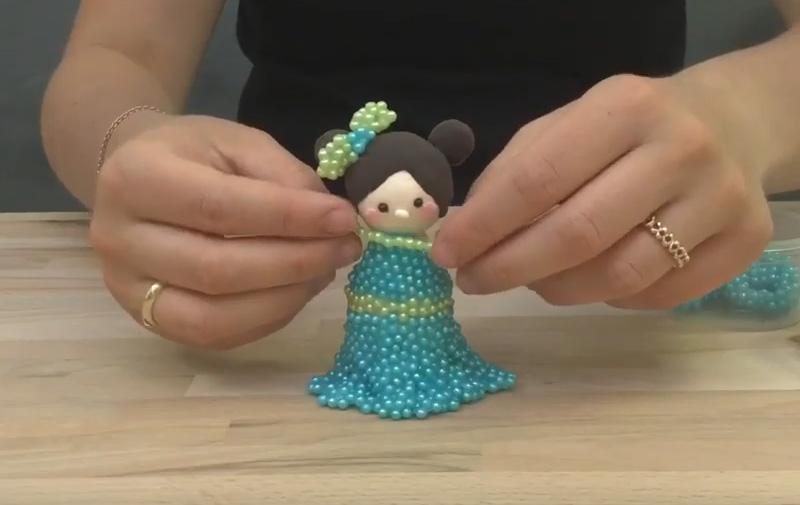 """Video """"Pearl Clay Modelliermasse"""""""