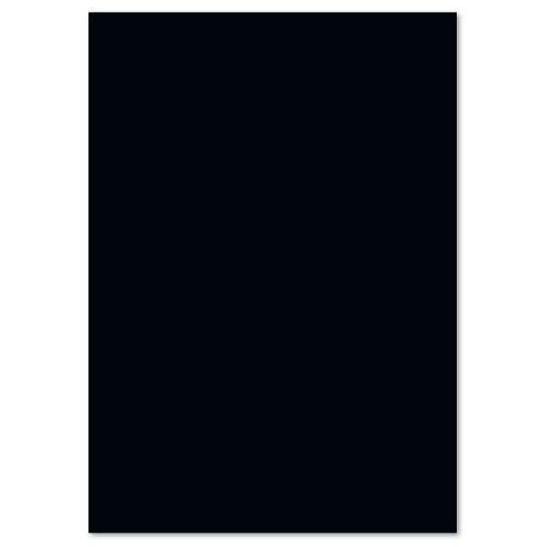 Tonpapier 130g/m² DIN A4 100 Bl. schwarz
