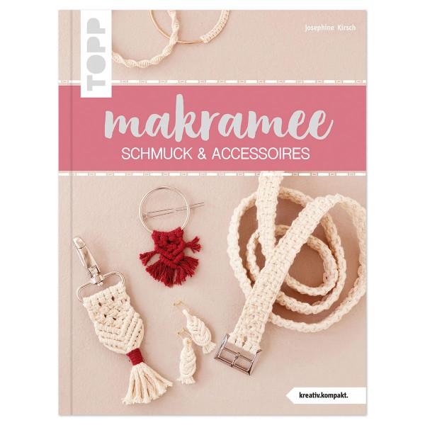 Buch - Makramee Schmuck & Accessoires 48 Seiten, 16,9x22 cm, Softcover