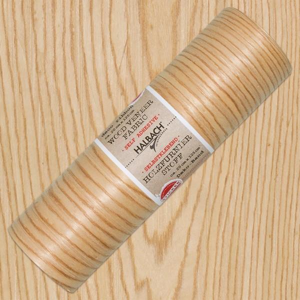 Holzfurnierstoff 20cm breit 1,25m lang hell selbstklebend