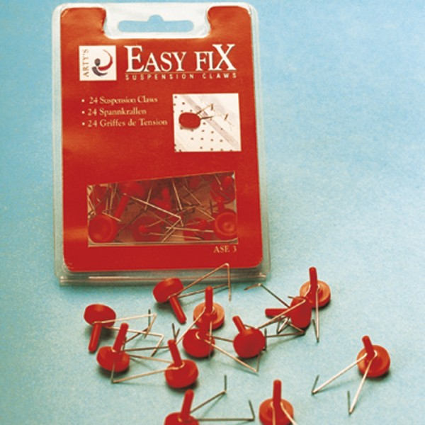 Easy Fix Spannkrallen-Box 24 St. passend zu Art.-Nr. 59610179 & 59610186