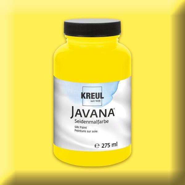 Javana Seidenmalfarbe 275ml zitronengelb