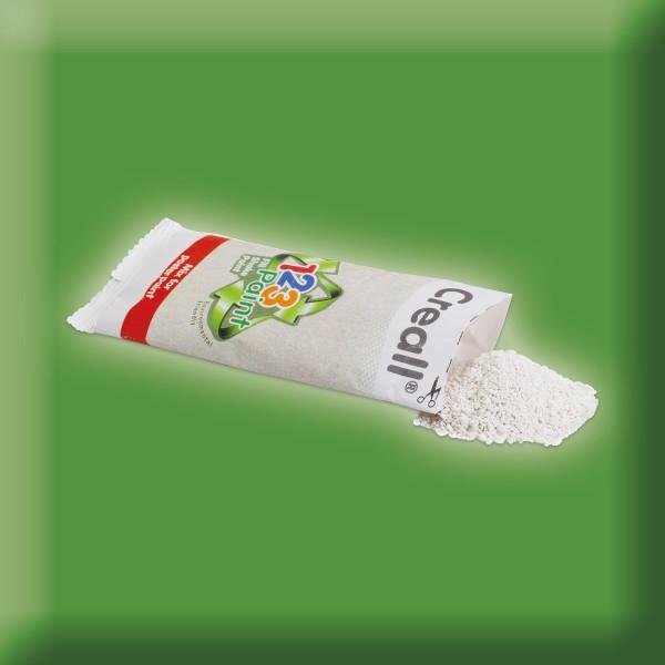 Creall 1-2-3-Paint Nachfüllbeutel 3 St. à 25g grün Plakatfarbe in Pulverform