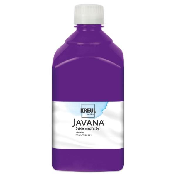 JAVANA Seidenmalfarbe 1000ml violett