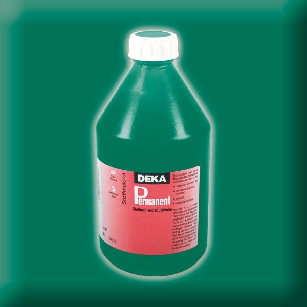 Deka-Permanent Stoffmalfarbe 500ml grün