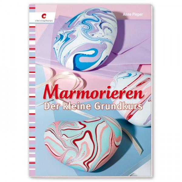 Buch - Marmorieren - Der kleine Grundkurs 32 Seiten, DIN A5, Softcover