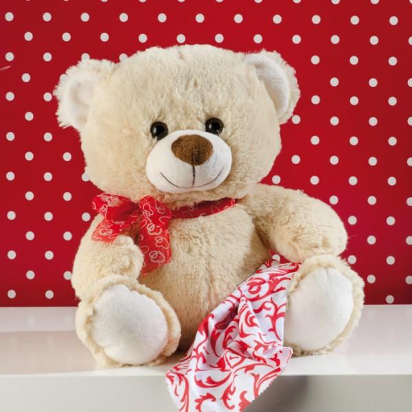 Creativ-Set Bär Nicki ca. 27cm Plüschtier zum Selberstopfen