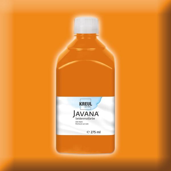 JAVANA Seidenmalfarbe 1000ml orange