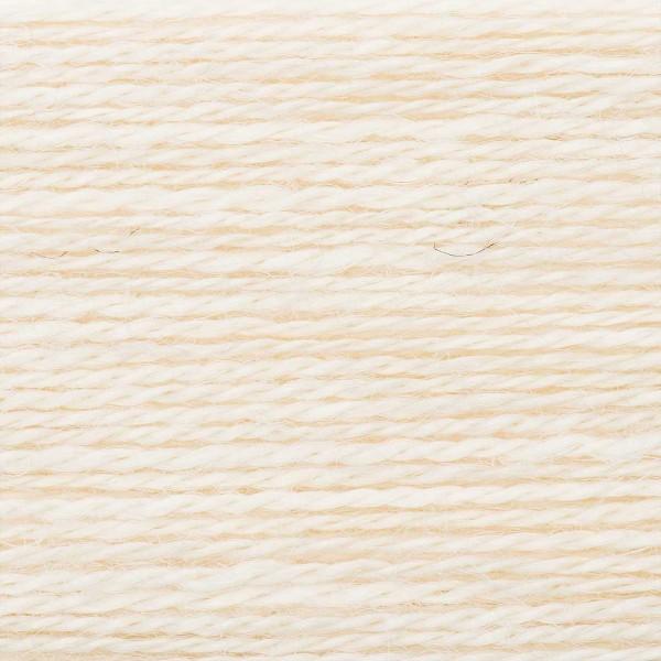 Creative Nature 50g ca. 100m creme Nadel Stricken Nr. 3,5, 100% Hanf