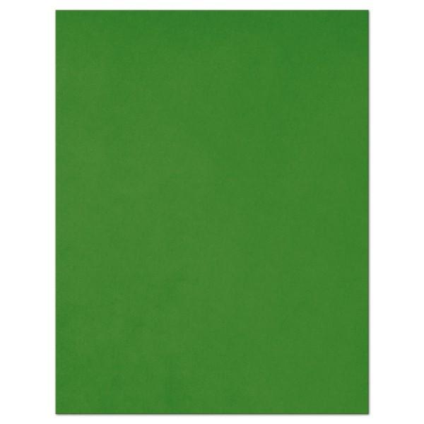 Moosgummiplatte 2mm 31x40cm dunkelgrün