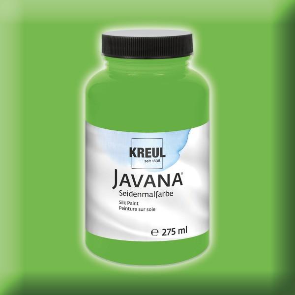 Javana Seidenmalfarbe 275ml leuchtgrün