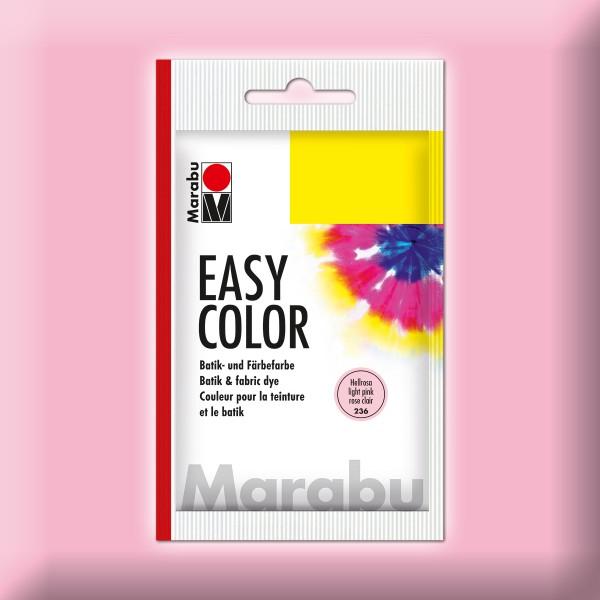 Marabu EasyColor Batik-/Textilfarbe 25g hellrosa