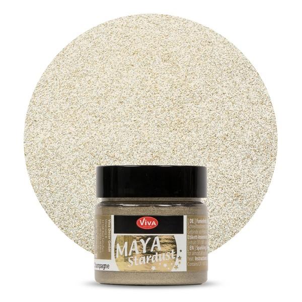 Maya Stardust 45ml champagner