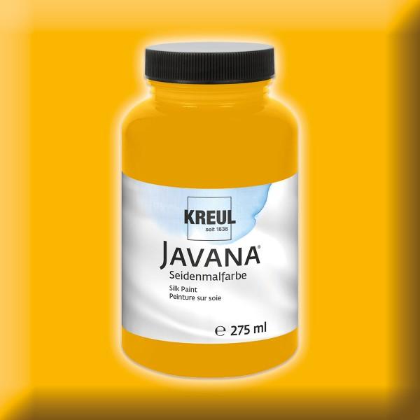 Javana Seidenmalfarbe 275ml sonnengelb