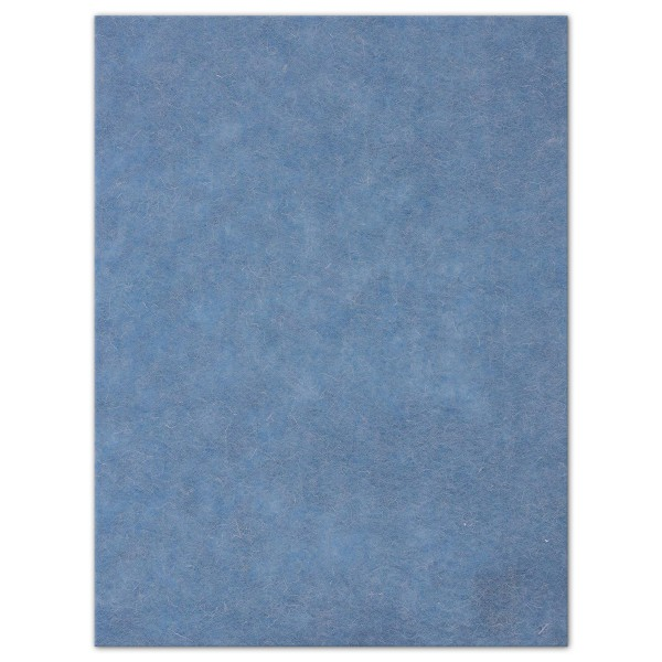 Wollfilz-Platte 4mm 30x40cm hellblau 70% Polyester, 30% Wolle