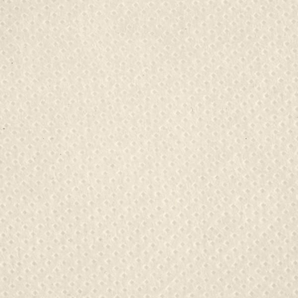 Stoff-Imitat 70g/m² 10m cremefarben 100% Polypropylen, 125cm breit