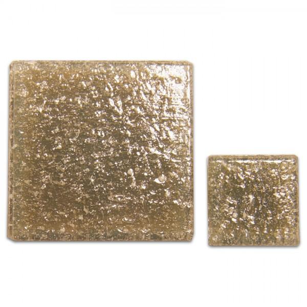 Glasmosaik Joy 10x10x4mm 1kg silbergrau ca. 1.450 Steine