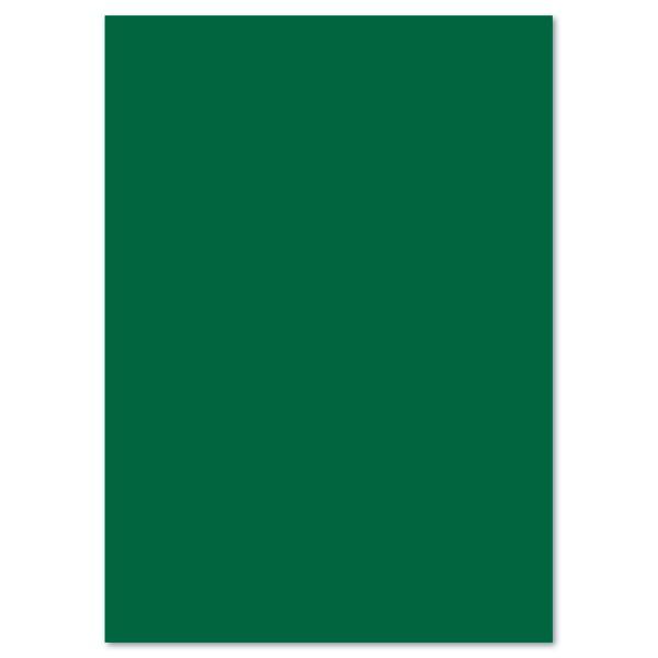 Tonkarton 220g/m² 50x70cm 25 Bl. tannengrün