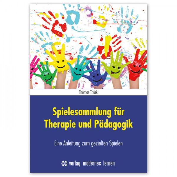 Buch - Spielesammlung für Therapie und Pädagogik 232 Seiten, 16x23cm, Softcover