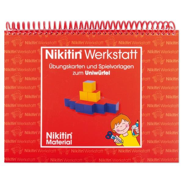 Buch - Übungskarten & Spielvorlagen zum Uniwürfel Nikitin Werkstatt, 173 S., 17x21,2cm, Softcover
