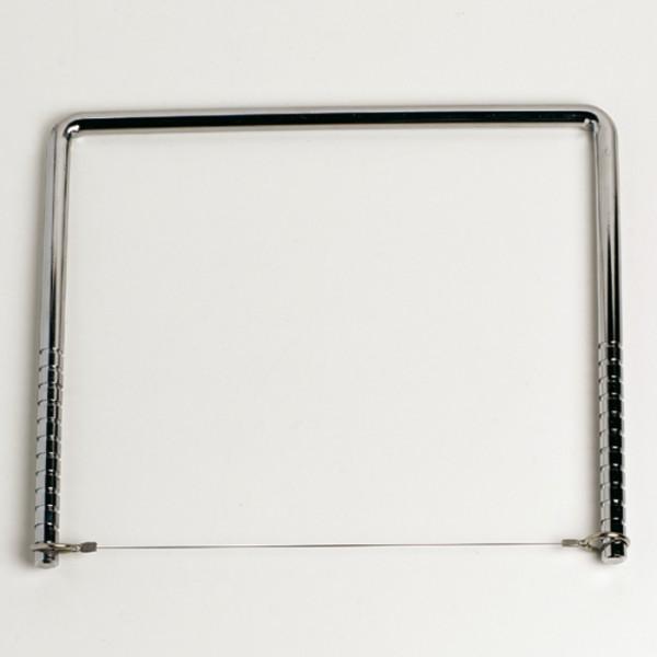Tonschneidebügel 30cm Metall
