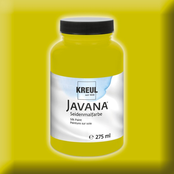 JAVANA Seidenmalfarbe 275ml kiwi
