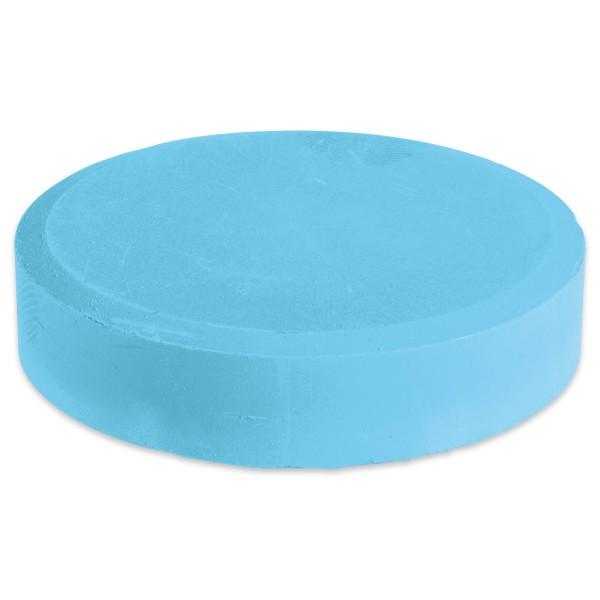 Farbtablette Ø 55mm kobalttürkis hell Wasserfarbe