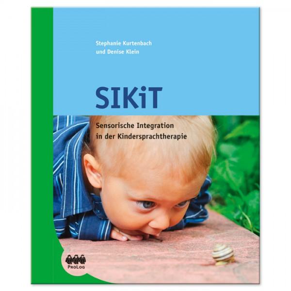 Buch - SIKiT: Sensorische Integration in der Kindersprachtherapie 212 Seiten, 19x23cm, Softcover