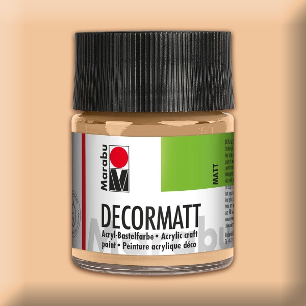Decorlack Acryl matt 50ml Make-up