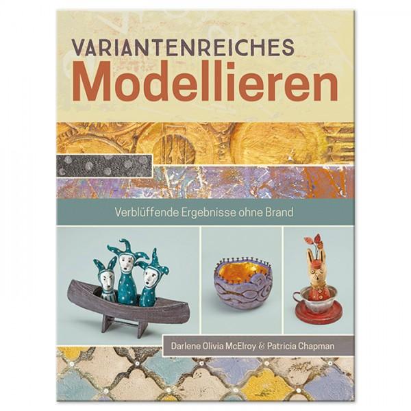 Buch - Variantenreiches Modellieren 128 Seiten, 27,6x21cm, Hardcover