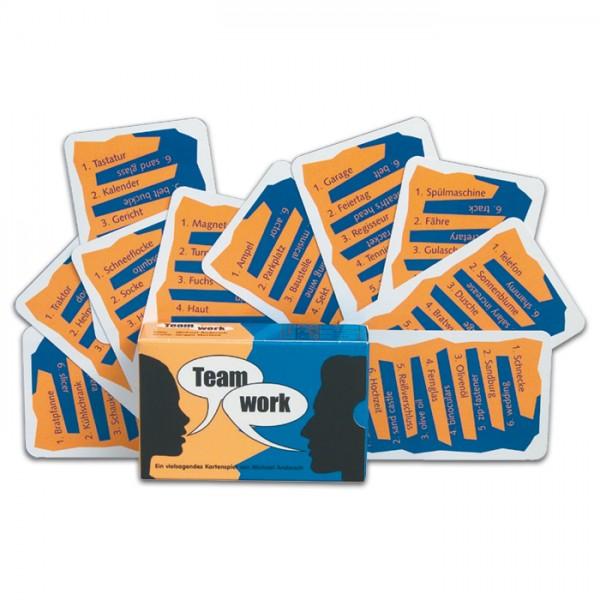 Kartenspiel - Teamwork Original ab 10 Jahren