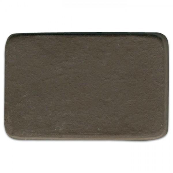 Dreh-/Aufbauton 10kg braun-schwarz Brennbereich 1000-1120°C